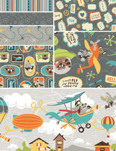 Little Flyers Fat Quarter Bundle
