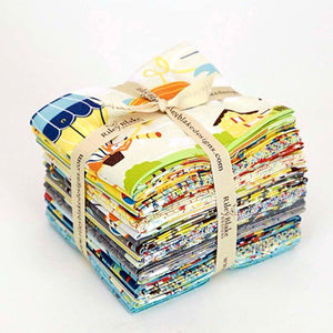 100% cotton fabric, fat quarter bundle, quilting cotton