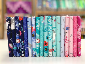 My Unicorn, 100% Cotton, Fat Quarter Bundle CAN$