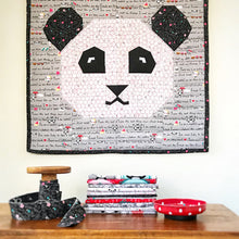 Panda Love Mini Quilt Pattern - CAN$