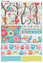 Tree Party Fat Quarter Bundle