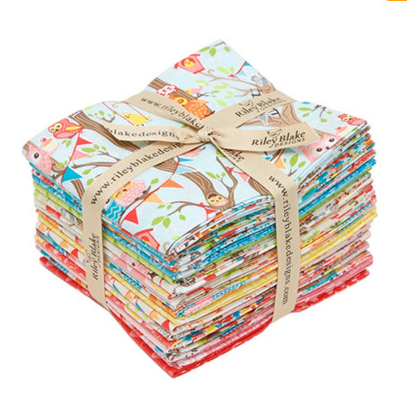 Tree Party Fat Quarter Bundle - CAN$
