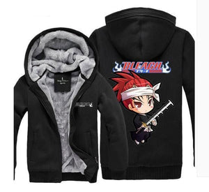 Bleach Jackets - Eijirou Kirishima Coat - Anime Clothing