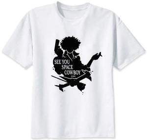 Cowboy Bebop Shirts - See You Space Cowboy - Bebop Clothing