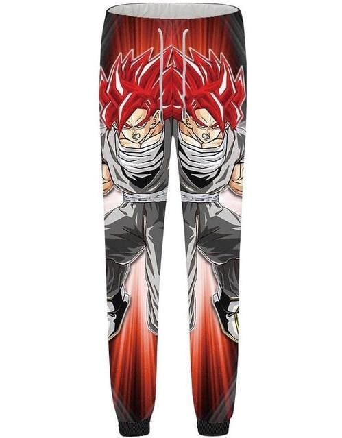 Dragon Ball Super - 3D Saiyan Sweatpants - Anime Clothes