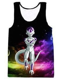 Dragon Ball Super - Frieza Tank Top - Anime Clothes