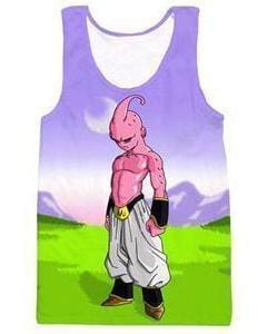 Dragon Ball Super - Majin Buu Tank Top - Anime Clothes