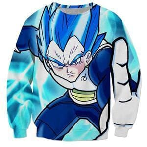 Dragon Ball Super - Vegeta Grab - Dragon Ball Z Sweatshirts