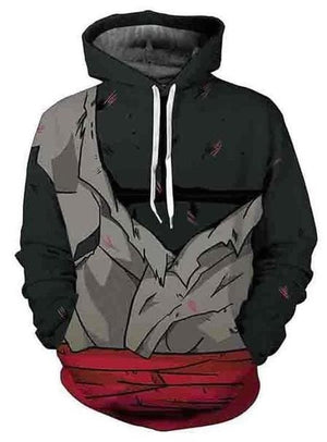 Dragon Ball Z Hoodies - Goku Clothes - DBZ Hoodies