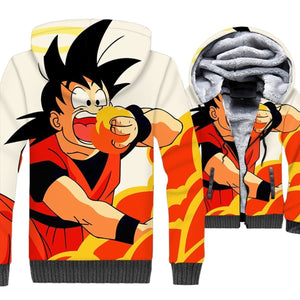 Dragon Ball Z Jacket - Goku DBZ Jacket - Anime Clothes