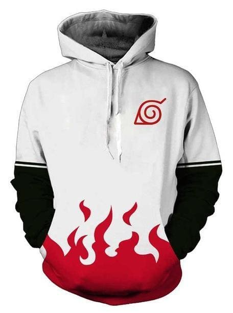Naruto Clothing - Hokage Clothes - Anime Hoodies