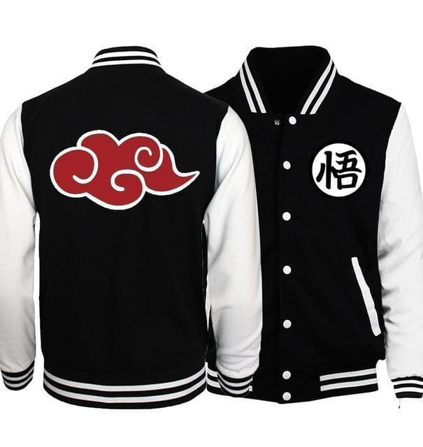 Naruto Jacket - Baseball Coat - Anime Clothing