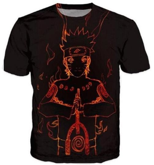 Naruto Shirts - Tribal - Anime Clothing