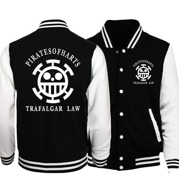 One Piece Anime - Baseball Coat - Anime Clothes