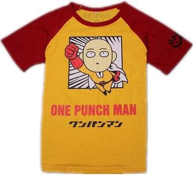 One Punch Man Shirt - One Punch Saitama - Anime Clothing