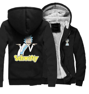 Rick And Morty Jackets - Choose Design - Anime Clothing