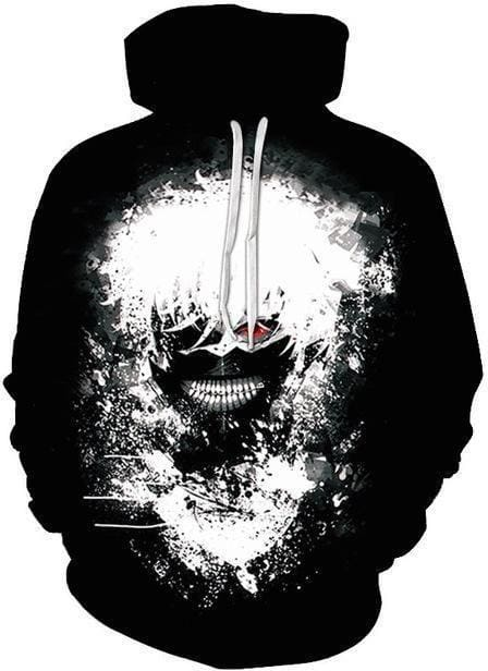 Tokyo Ghoul Hoodies - Nightmares - Anime Clothes