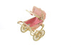 Pink Baby Carriage