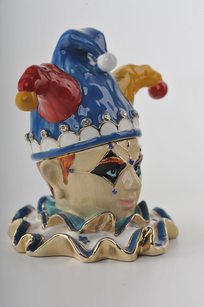 Keren Kopal Decorated Clown Head  65.50