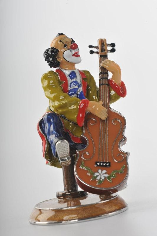 Keren Kopal Funky Clown Playing the Cello  119.00