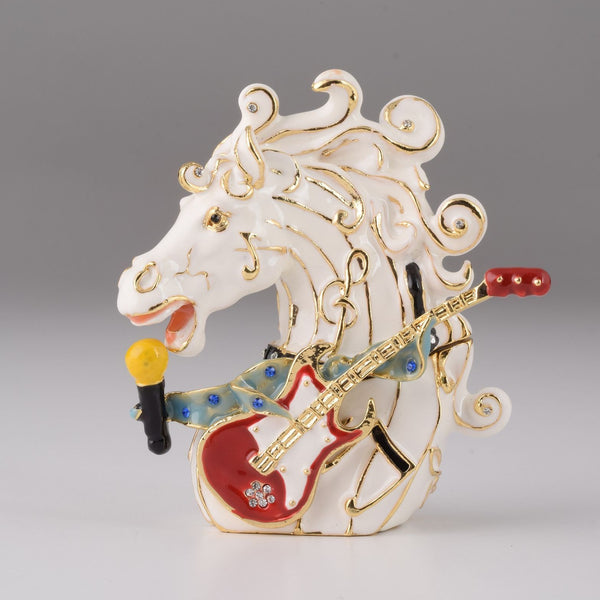 Keren Kopal Horse Head with a Guitar  86.50