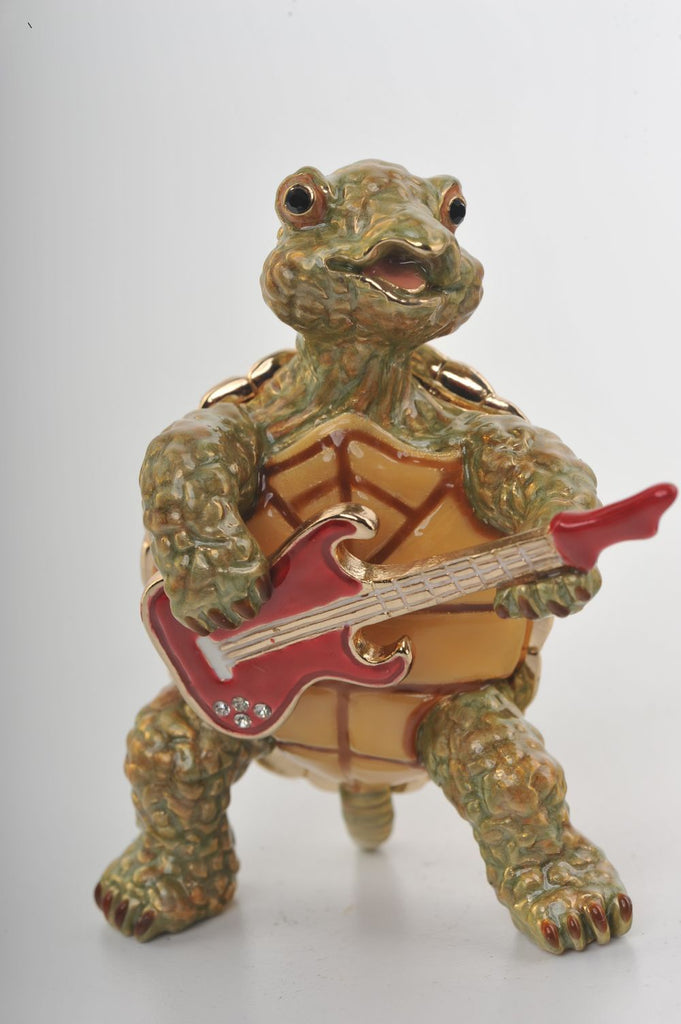 Keren Kopal Turtle Playing the Guitar  78.75