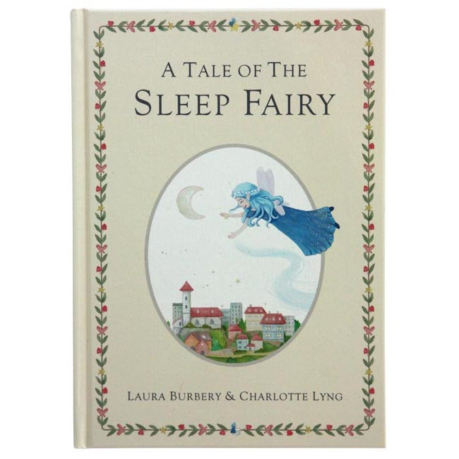 Little Belle Sleep Fairy Book