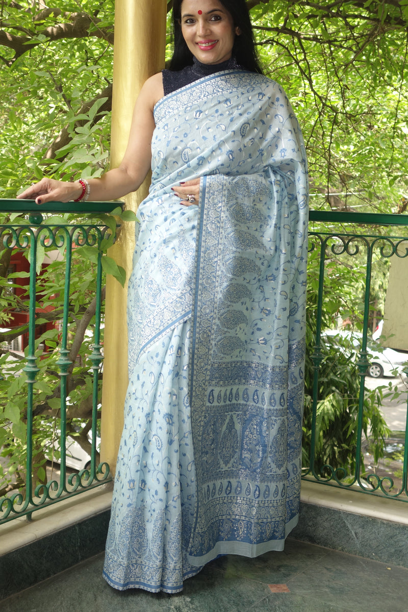 cotton Kani Saree