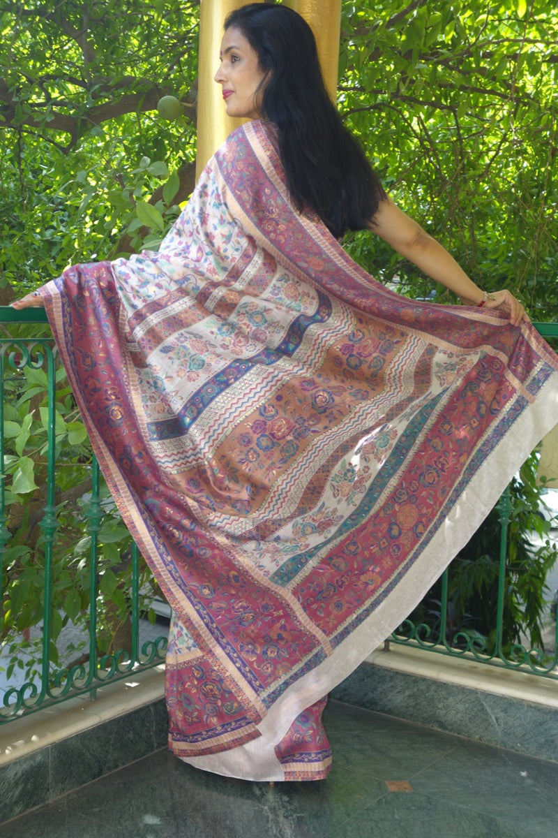 Buy Kani Saree from sohum sutras