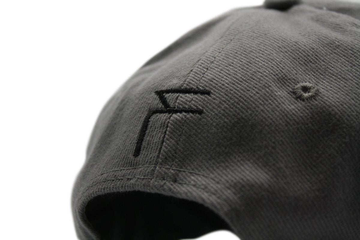 Cap - Signature Cap (Grey & Black)
