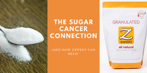 The Sugar / Cancer Connection (And how Zsweet can help)