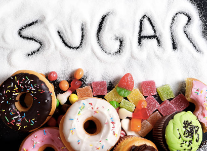sugary foods