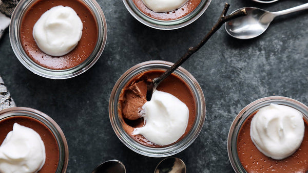 Turkish Coffee Chocolate Mousse