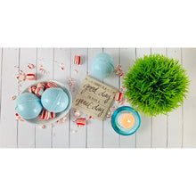 Load image into Gallery viewer, Get Focused Peppermint Bath Bomb - April Etoye