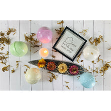 Load image into Gallery viewer, Assorted 5-Piece Bath Bomb Set - April Etoye