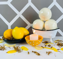 Load image into Gallery viewer, Bounce Back Lemongrass Bath Bomb - April Etoye