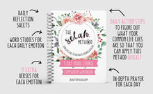 Load image into Gallery viewer, The S.E.L.A.H. Method Email Course PRINTABLE Companion Workbook