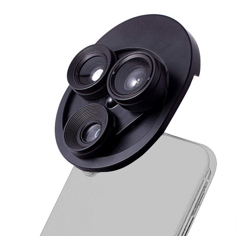 Image of 3 in 1 Phone Cameras Lens Kit