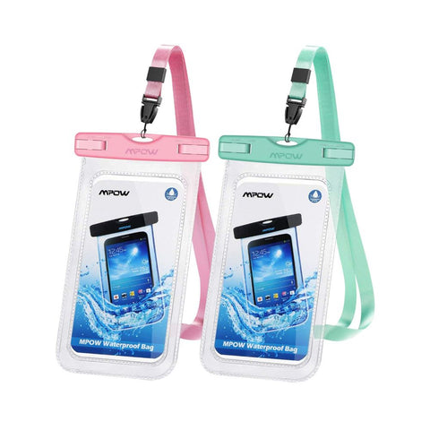 Universal Waterproof Phone Pouch Dry Bag