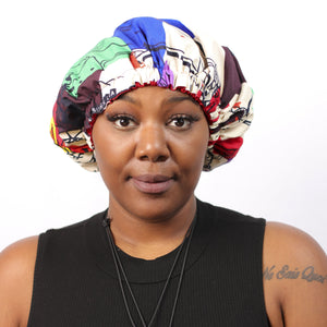 Brooklyn Daze Bonnet - Bonnet Only - HAIR ACCESSORIES