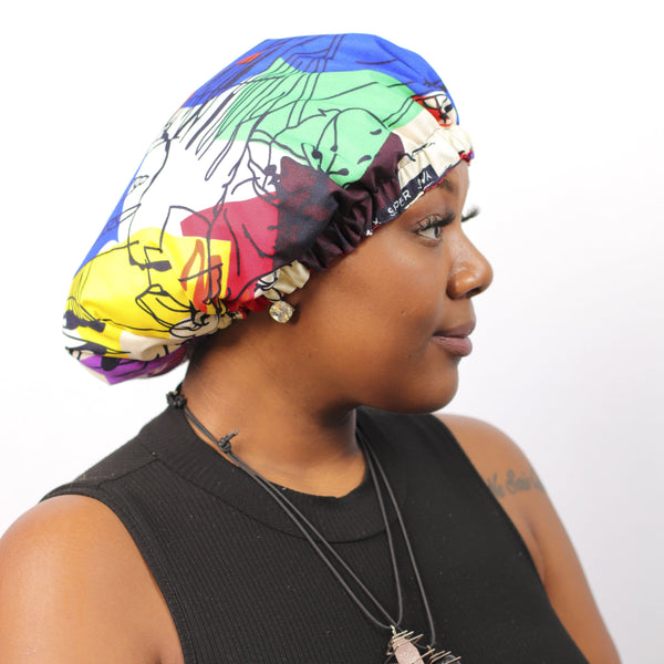 Brooklyn Daze Bonnet - HAIR ACCESSORIES
