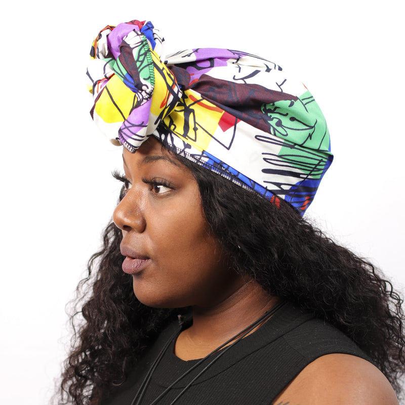 Brooklyn Daze Headwrap - hair accessories