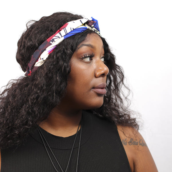 Brooklyn Daze Turban Headband - hair accessories