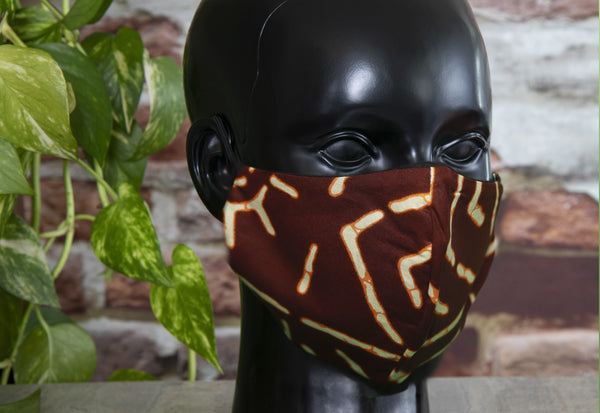 Brownie Delight Face Cover - FACECOVERING