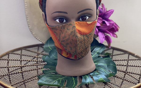 Butterscotch Anyone Face Cover - MEN - FACECOVERING