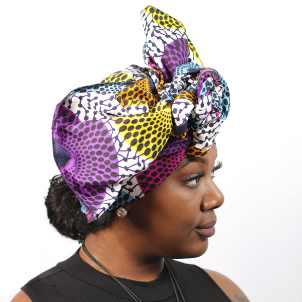 Circle Back Headwrap - hair accessories