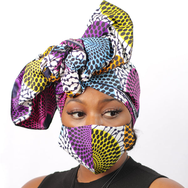 Circle Back Headwrap - Headwrap Set - hair accessories