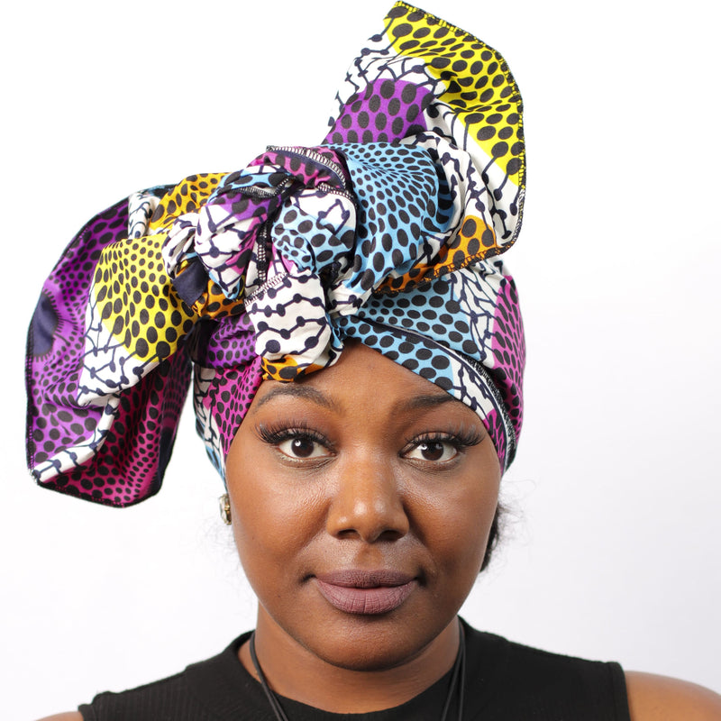 Circle Back Headwrap - Headwrap Only - hair accessories