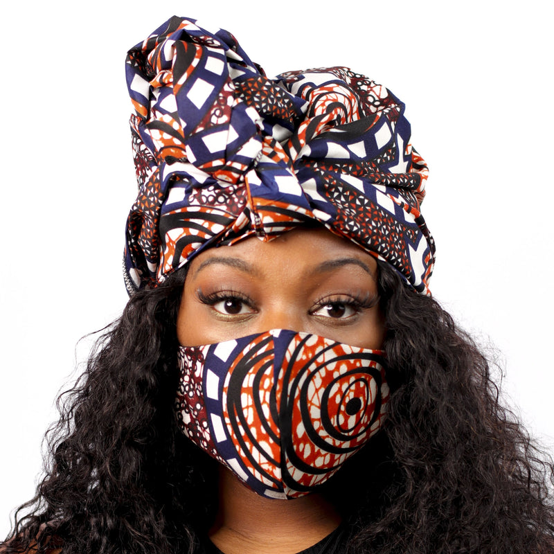 Don't Call It A Comeback Headwrap - Headwrap Set - hair