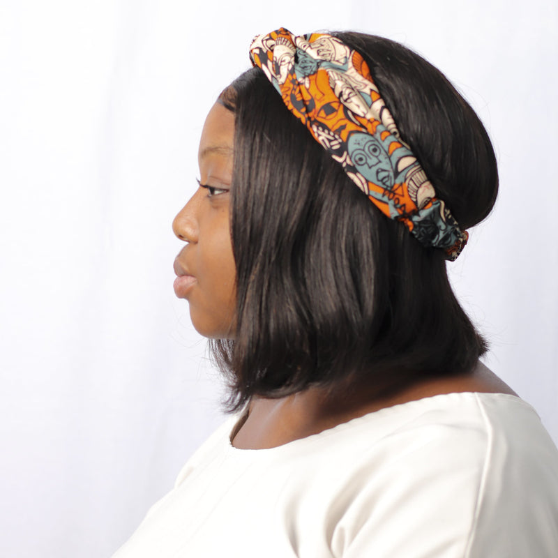 FaceOFF Turban Headband - hair accessories